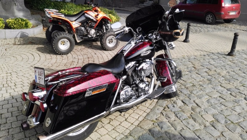 passage du softail bobber au RK  Screen20