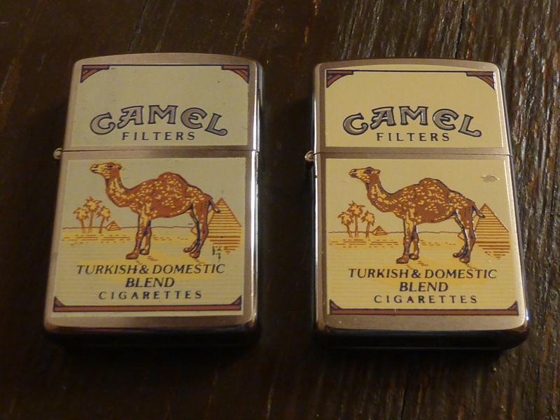 camel - Question ZIPPO Camel & vignette bleue P1060715