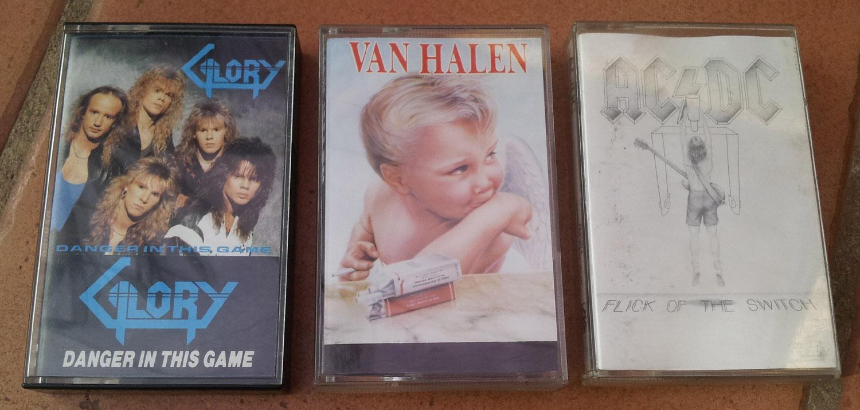 Après le vinyle c'est la cassette qui fait son retour ... 1510