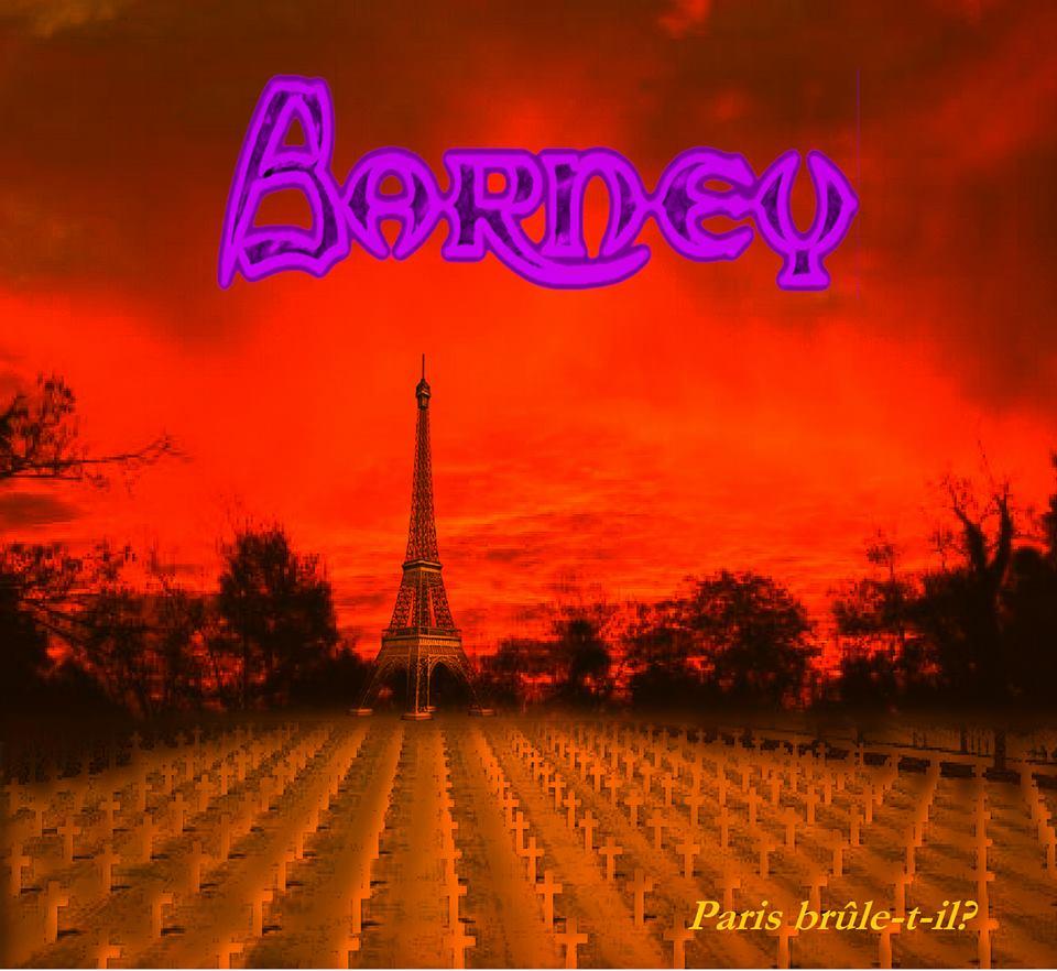 BARNEY, groupe de Heavy Metal de Pau ! 16195910