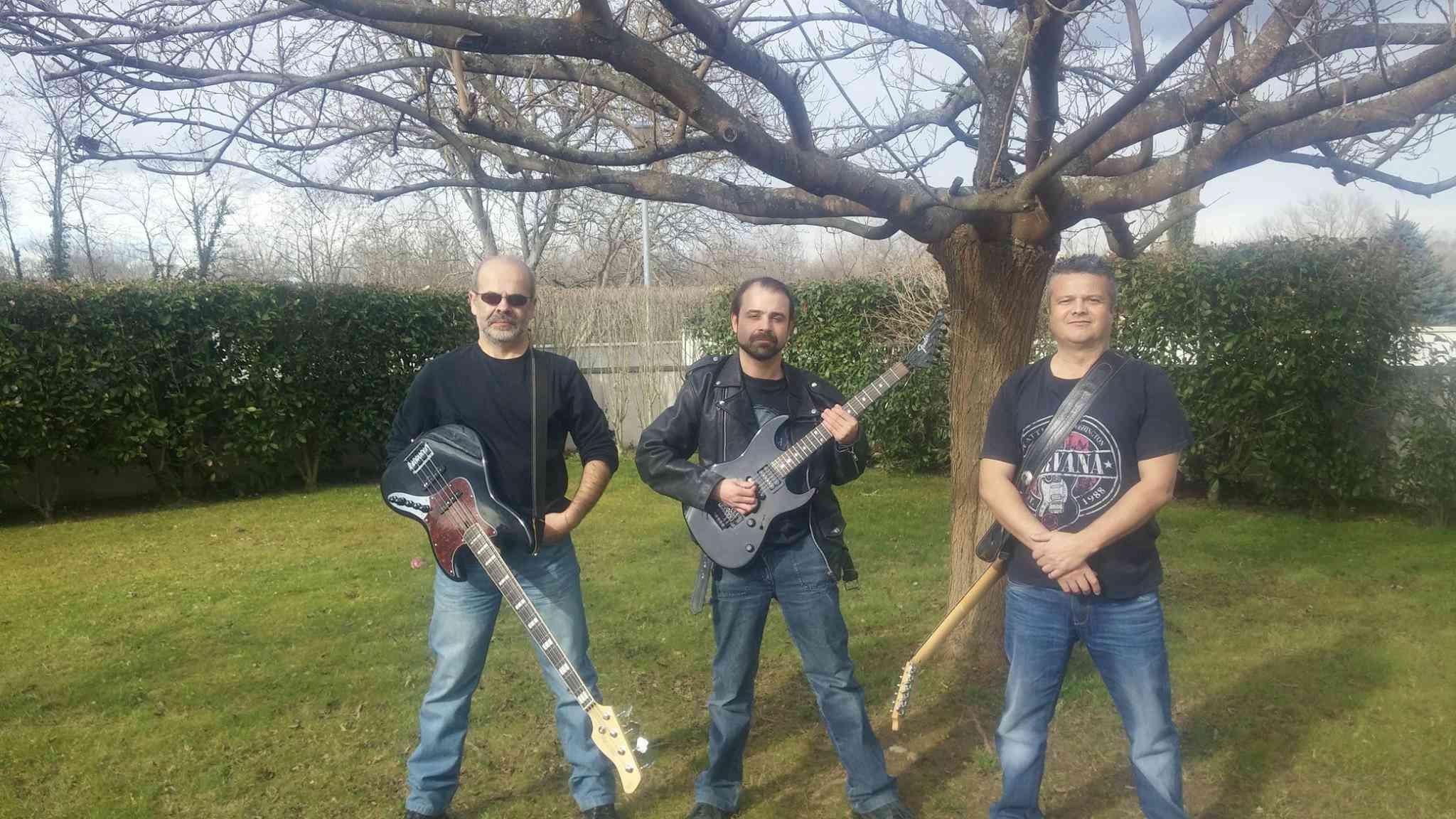 BARNEY, groupe de Heavy Metal de Pau ! 16797810