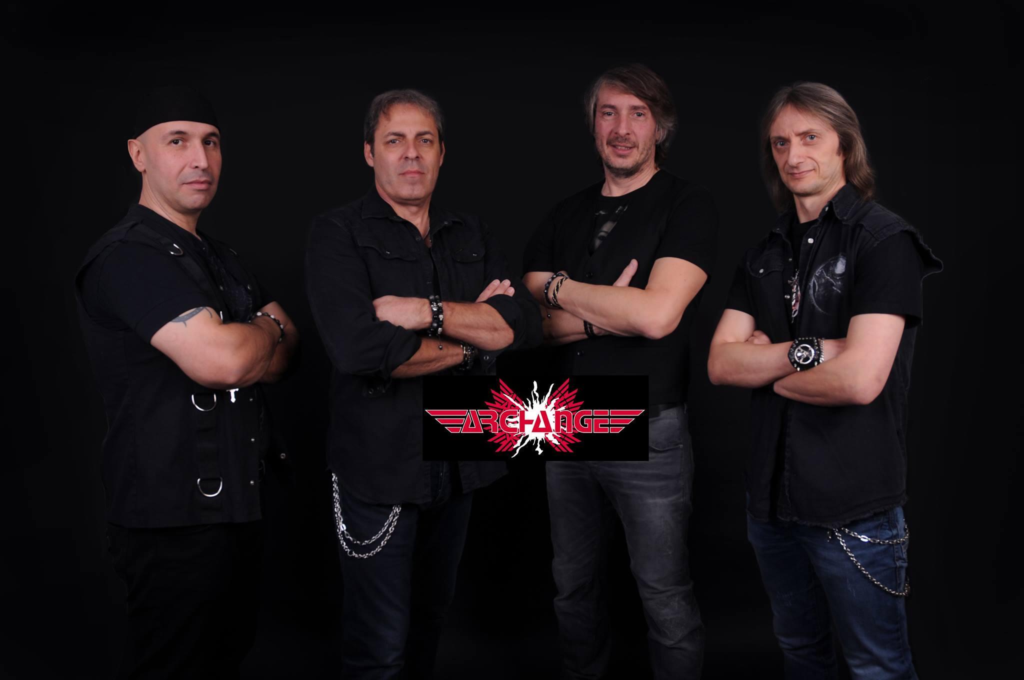 ARCHANGE Flashback (2017) Hard Rock Grenoble 17492310
