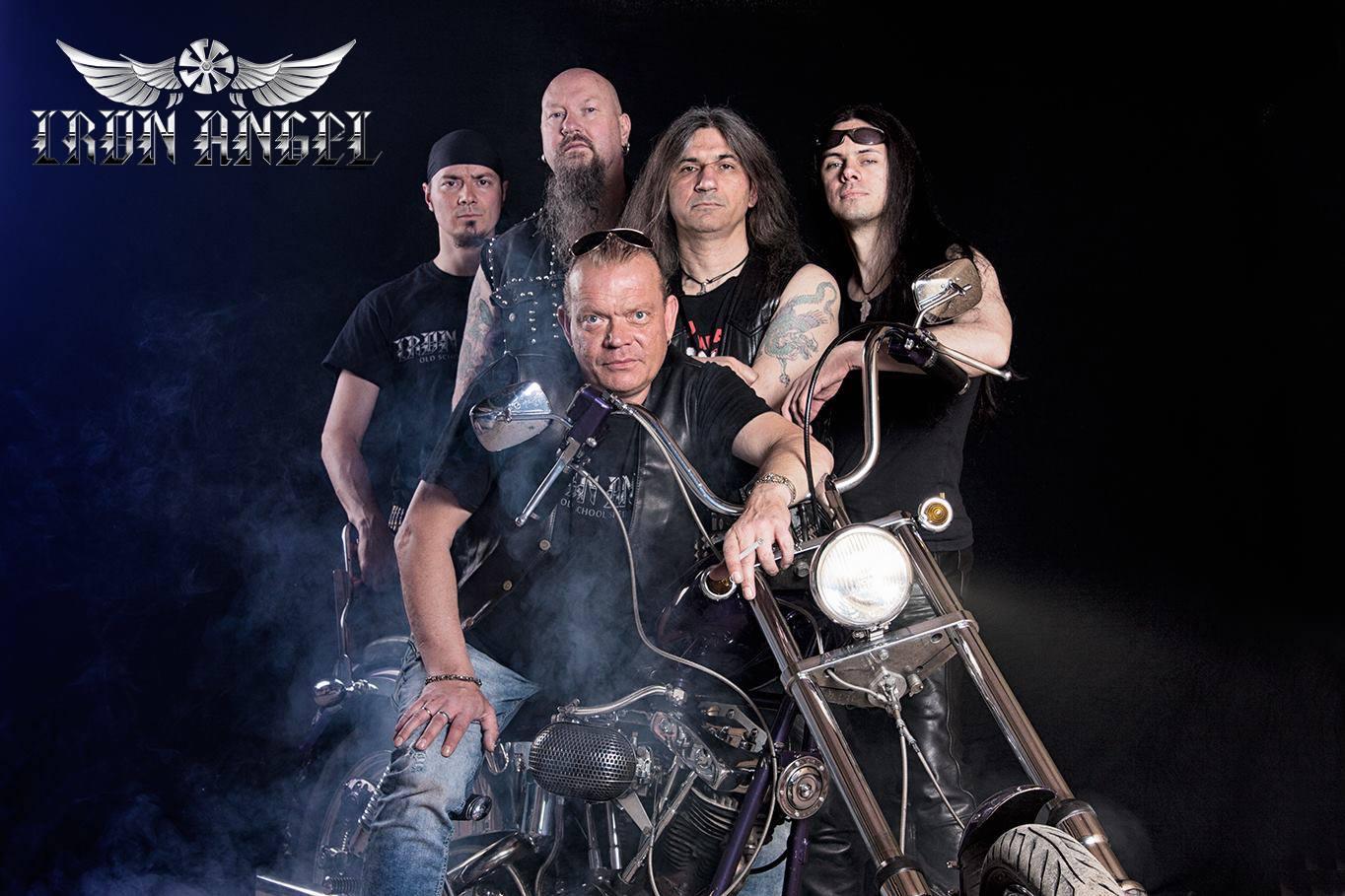 IRON ANGEL Hellbound (2018) Speed Metal Allemagne 18422910