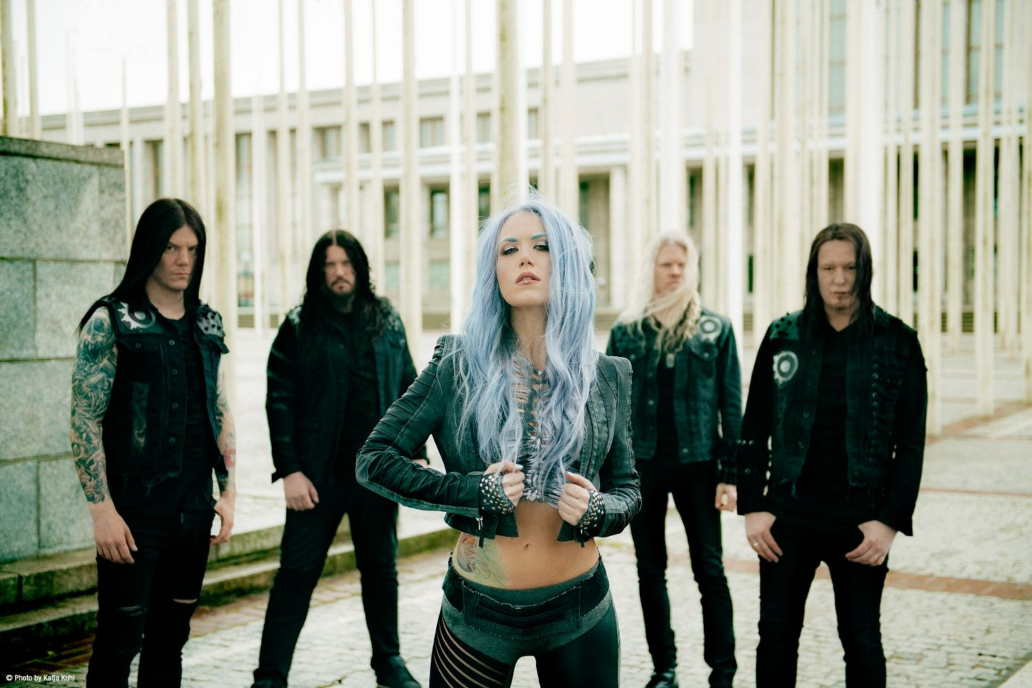ARCH ENEMY Will To Power (2017)  19452810