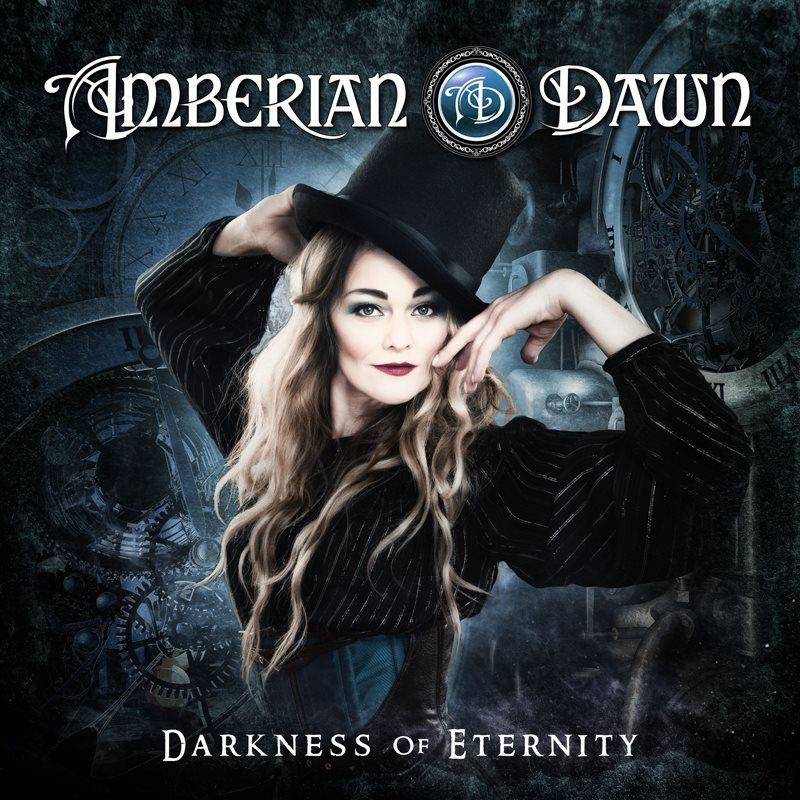 AMBERIAN DAWN  Darkness Of Eternity (2017) Métal Symphonique FINLANDE  20638610