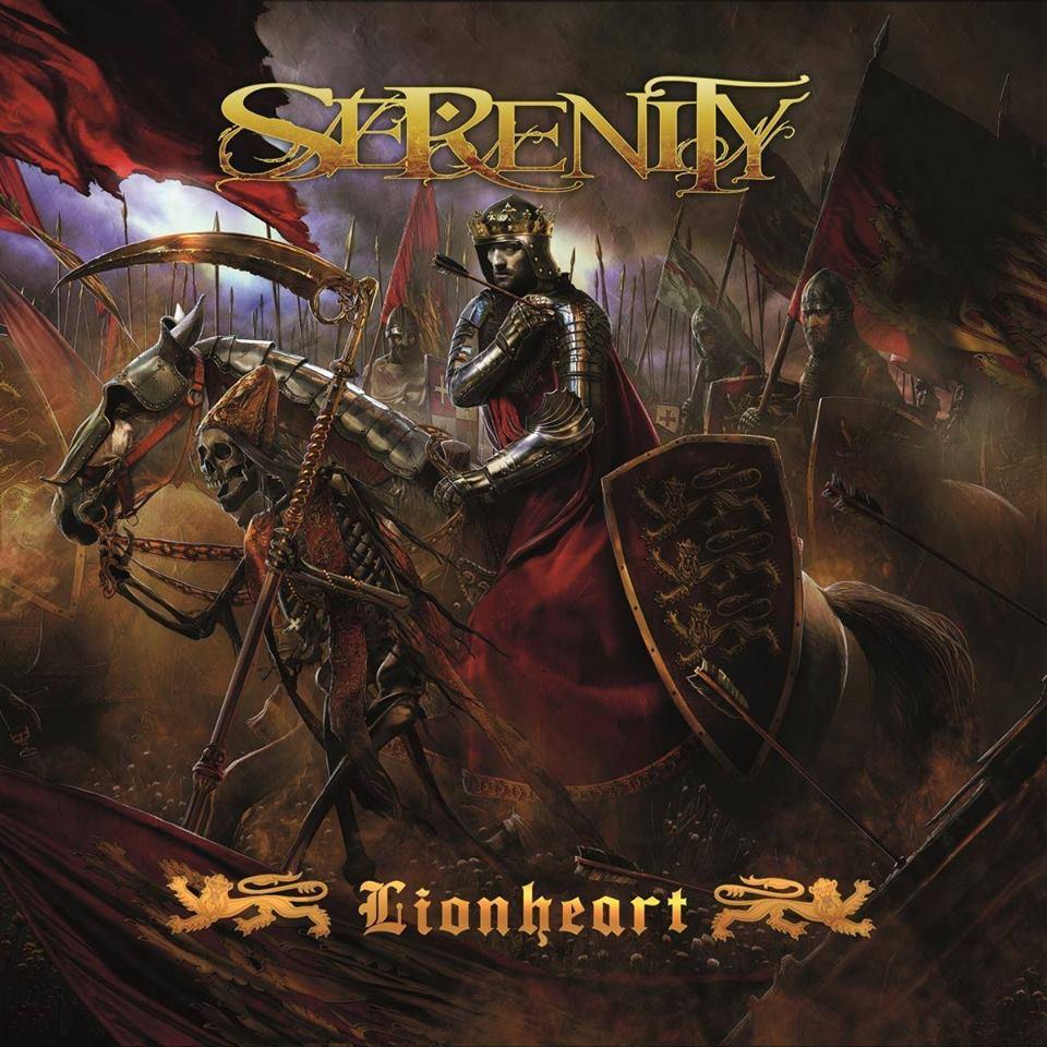SERENITY Lionheart (2017) Metal Symphonic AUTRICHE 20914210