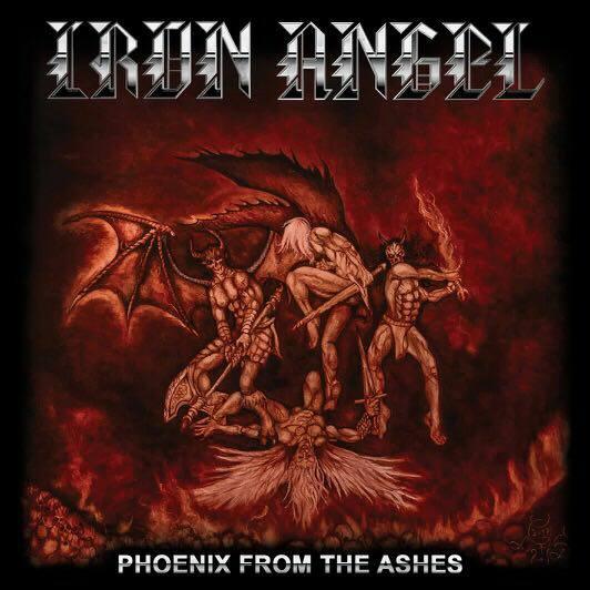 IRON ANGEL Hellbound (2018) Speed Metal Allemagne 21150210