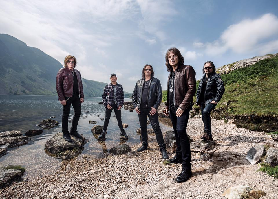 EUROPE Walk The Earth (2017) Hard-rock Suède 21192811