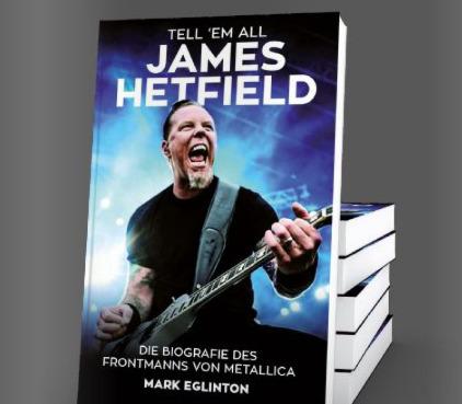 La première biographie de JAMES HETFIELD va sortir (mais pas encore chez nous) ... 58544-10