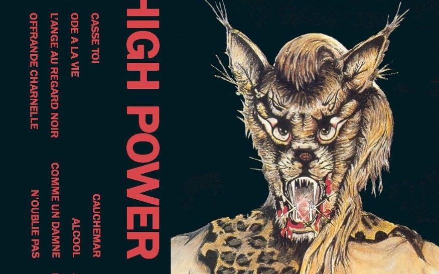 HIGH POWER High Power (1983-2017) en cassette audio ... 599c2910