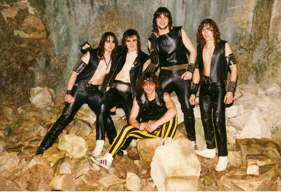 Interview KILLERS dans ÉCLATS DE METAL (MAI 1985) (Archive) Eclats18