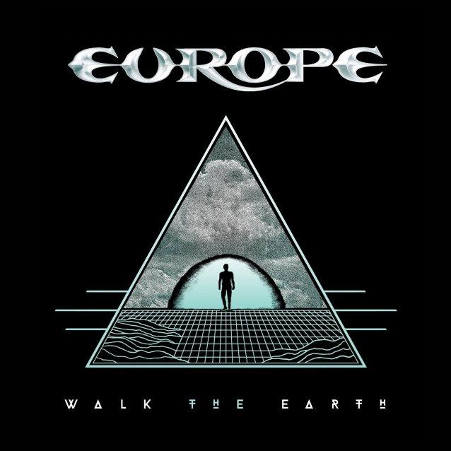 EUROPE Walk The Earth (2017) Hard-rock Suède Europe10