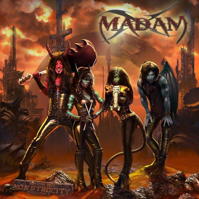 Qui se souvient de MADAM X ? Un nouvel album arrive ... Madamx10