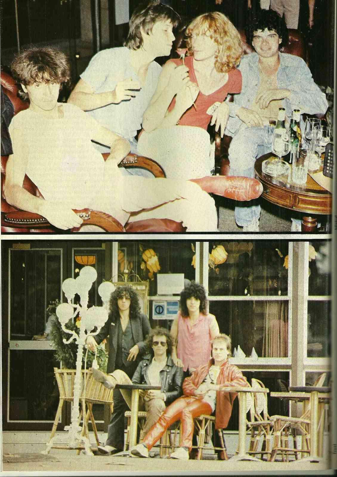 """Les Fils de l'Acier Mistral/Trust """"Best"""" octobre 1979 (Archive) Numyri29"""
