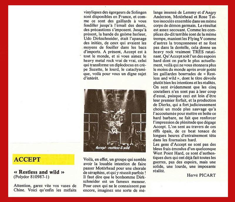 Petite chronique : ACCEPT Restless and Wild (1982) BEST Juillet 1983 Sans_t10