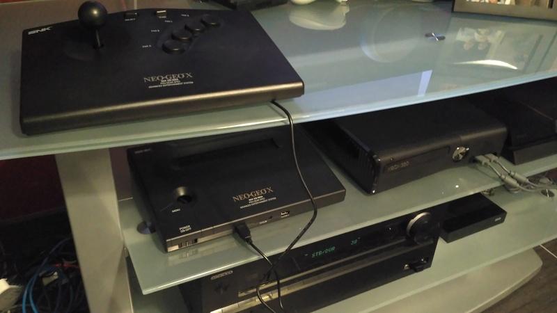 [WIP] 90% Console Retro-gaming sur base de NEO GEO X Img_2014