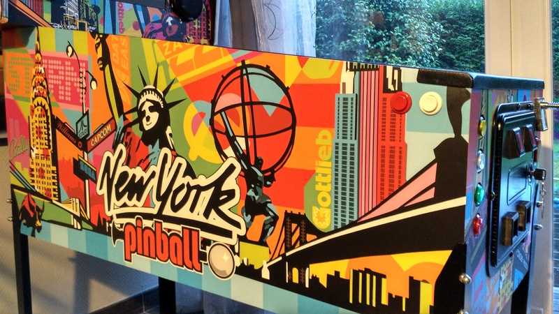 [TERMINE] Pincab d'Aetios - New York Pinball - Page 13 Img_2038