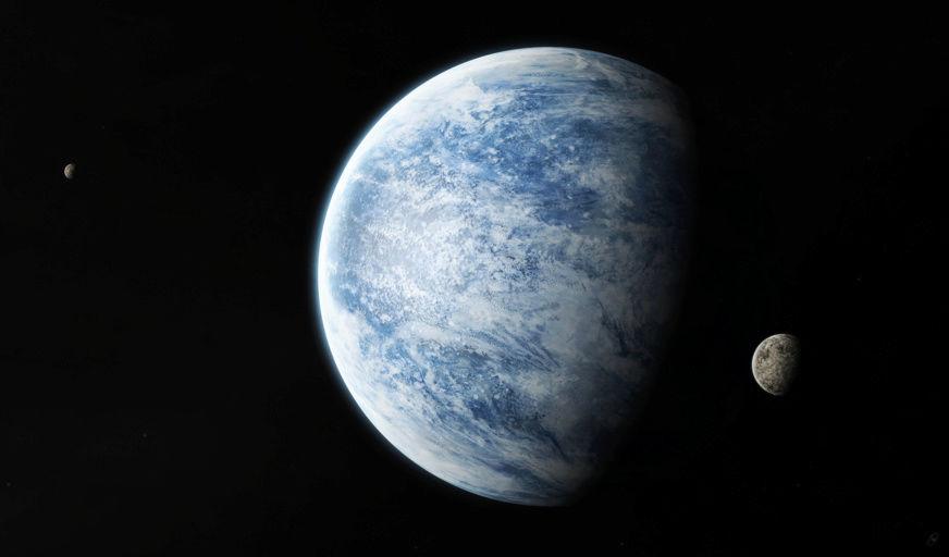 Détour champêtre (Interlude, Oban & Amber) Planet10