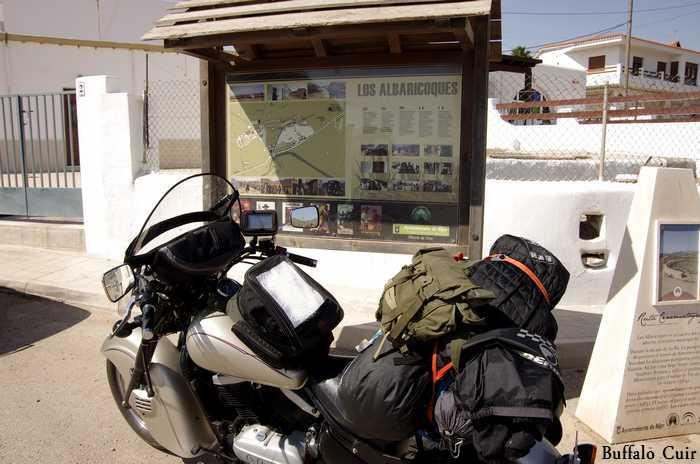 desert de Tabernas , que sont devenu les lieux de tournage Almeri44
