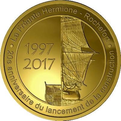 Rochefort-sur-Mer (17300)  [Hermione] Mp-17-10