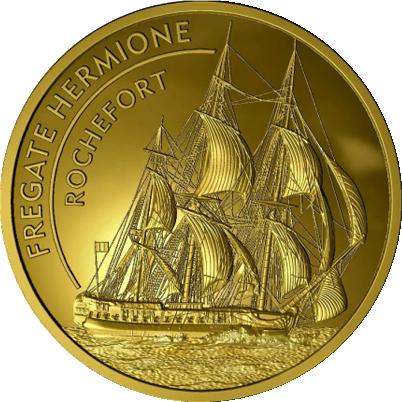 Rochefort-sur-Mer (17300)  [Hermione] Mp-17-11
