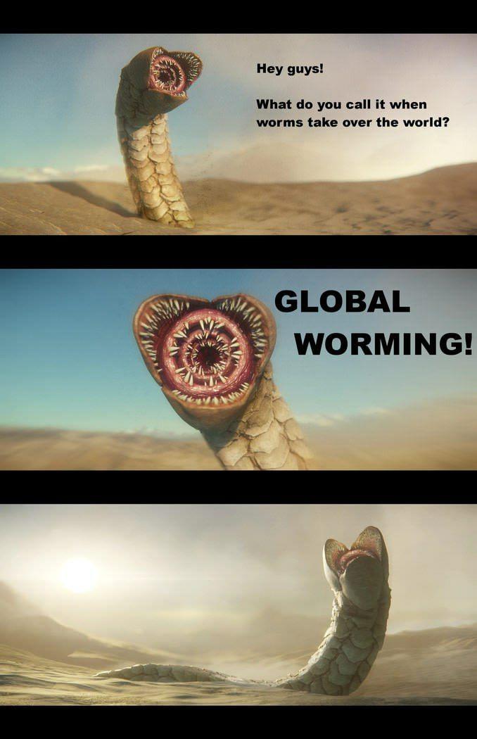 Le mème de la semaine. Global10