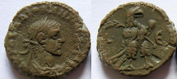 Tetradracma de Diocleciano. Alejandría Diocle10