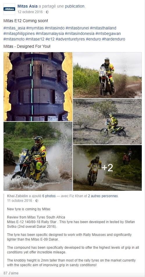 Hésitation mitas E09 Dakar vs Dunlop d908rr vs Pirelli mt21 E12_fa10