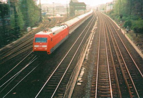 Kreidler zeigt der Bahn den Auspuff 0210