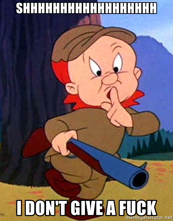 Fini le fusil pour Elmer le Fudd  - Page 2 15919110