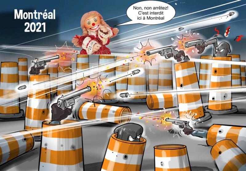 Valérie Plante demande l'interdiction des armes de poing - Page 2 72644810