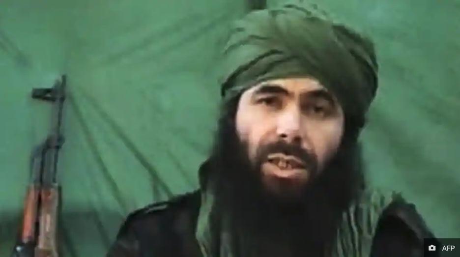 Le chef d'Al Qaïda au Maghreb islamique tué au Mali Captu533