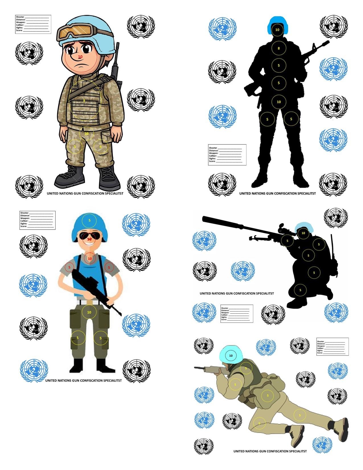 L'ONU engage des agents américains de contrôle des armes et de désarmement civil Un_gun10