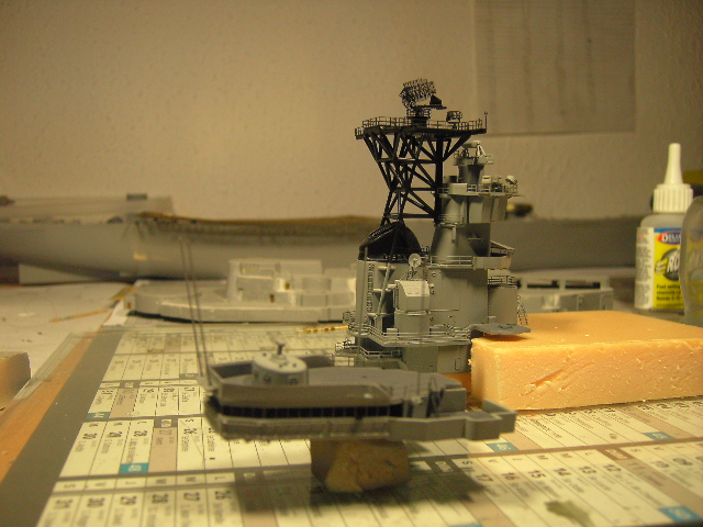 U.S.S New Jersey BB-62 1/350 REVELL limited edition - Page 2 Pict9417