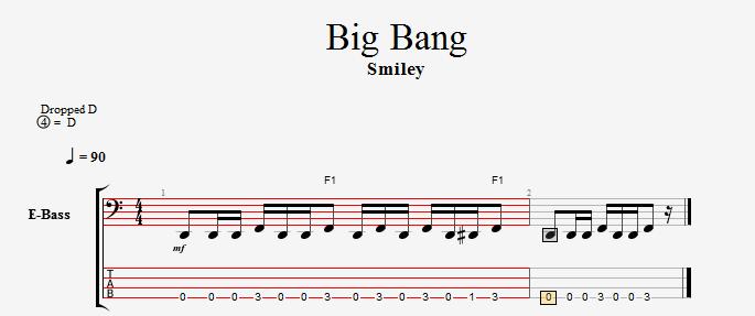 Apprentissage de la basse - Page 2 Smiley10