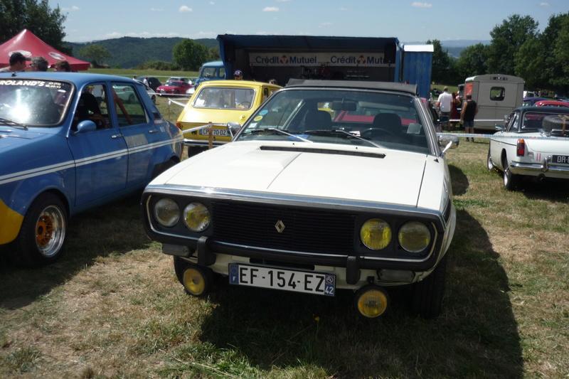 Rassemblement de voitures anciennes à Frugières le Pin  (43) P1110414