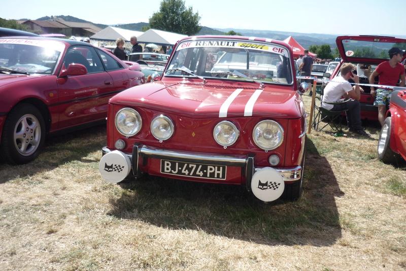 Rassemblement de voitures anciennes à Frugières le Pin  (43) P1110425
