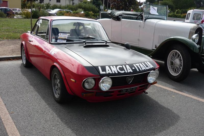 Vide grenier et expo de voitures anciennes à Beauregard Vendon 63 P1110641