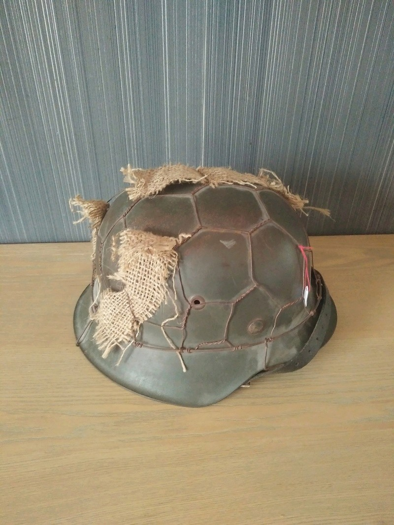casque allemand WW2 Img20158