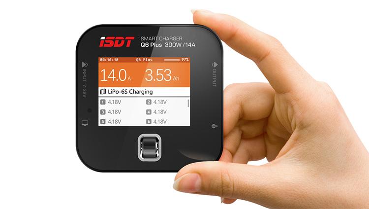 [NEW] Chargeur Q6 Plus 300W / 14.0A par ISDT Charger q6plus Isdt_q10