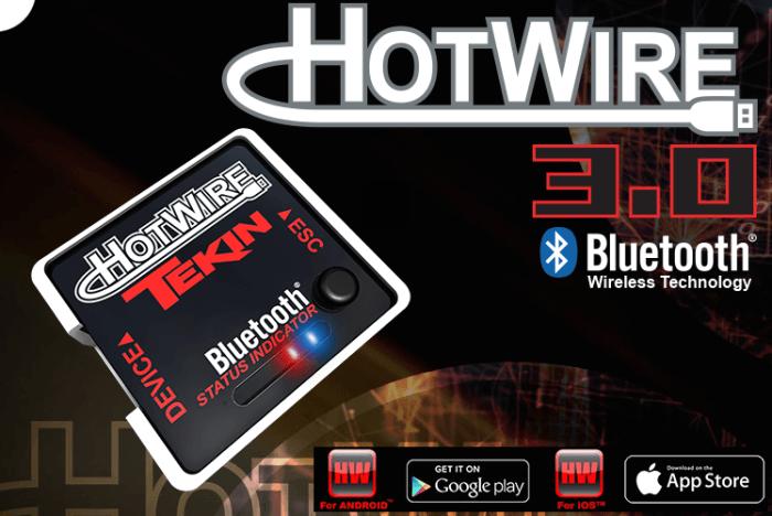 [NEW] HotWire 3.0 Bluetooth Tekin-10