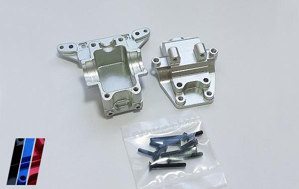 [OLD NEW]Carter de diff aluminium pour Teton par CCM/Fei Chun RC - Gearbox Aluminum Teton_10