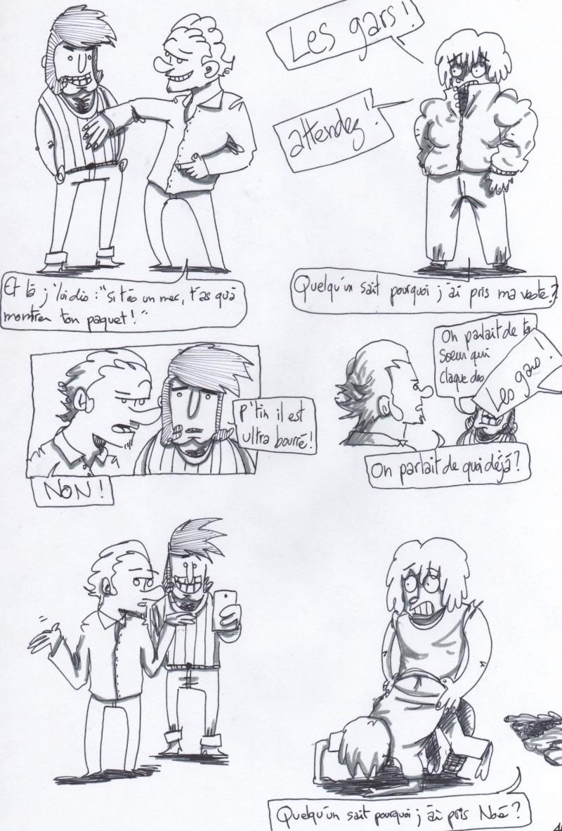 Petites bandes-dessinées par Erwan Image_15