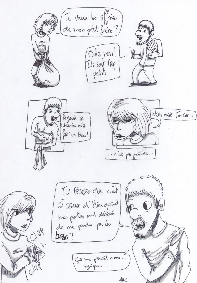 Petites bandes-dessinées par Erwan Image_16
