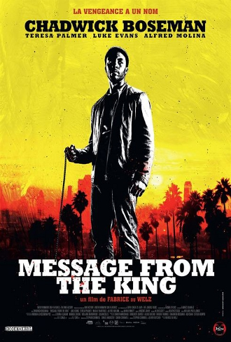 2016 - [film] Message From The King (2016) Cattur44