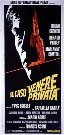 """[film] Il caso """"Venere privata"""" (1971) Cattur46"""