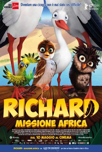 [film] Richard – Missione Africa (2017) Cattur59