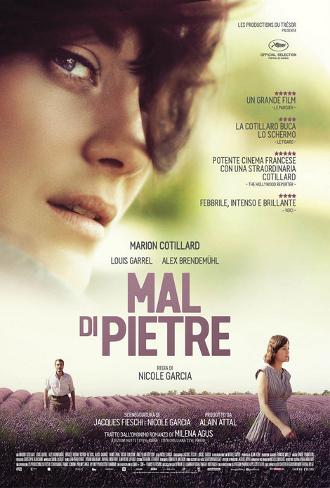 2016 - [film] Mal di pietre (2016) Cattur68
