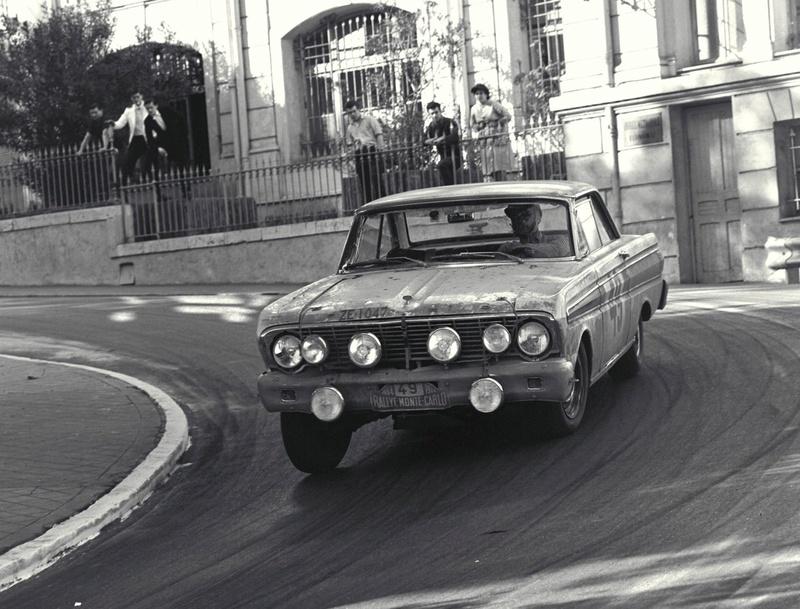"""Ford Falcon """"rallye de Monte Carlo"""" 1964 2e1e3510"""