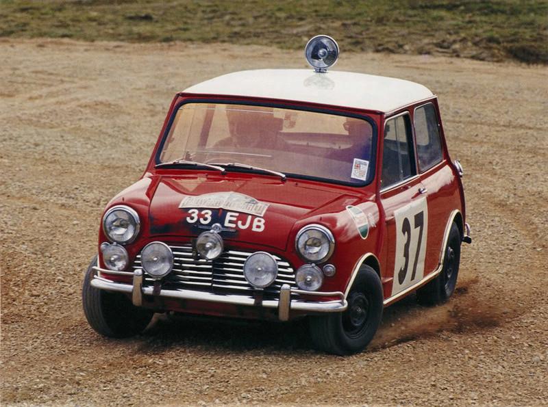 "Ford Falcon ""rallye de Monte Carlo"" 1964 58690810"